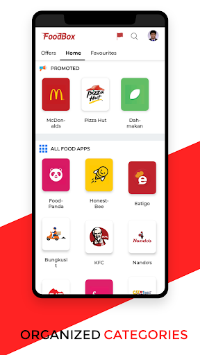 All in One Food Delivery App | Order Food Online 1.5.2 Screenshots 1