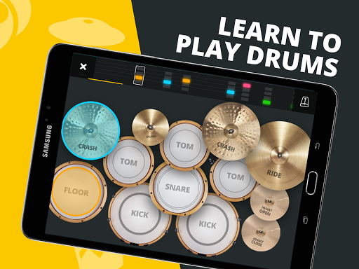 SUPER DRUM - Play Drum! android2mod screenshots 12
