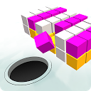 Crazy Hole Ball 3D