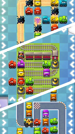 Traffic Puzzle - Match 3 & Car Puzzle Game 2021 android2mod screenshots 3