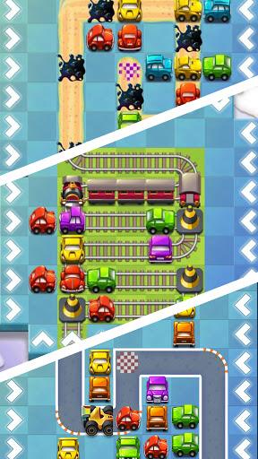 Traffic Puzzle - Match 3 & Car Puzzle Game 2021 1.55.3.327 screenshots 3