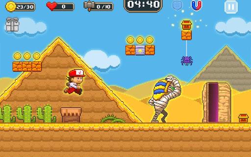 Super Jim Jump - pixel 3d 3.6.5026 screenshots 12