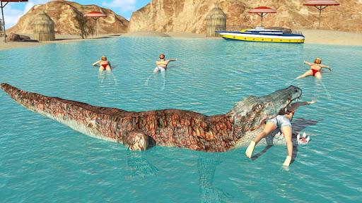 Hungry Crocodile Wild Hunt Simulation Game 8.3 screenshots 6