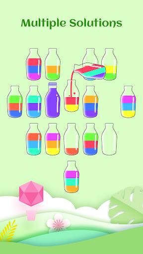 Water Sort Jigsaw: Coloring Water Sort Game  screenshots 10