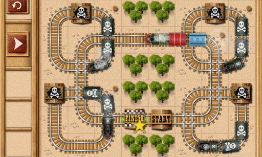 Rail Maze : Train puzzler 1.4.4 screenshots 4
