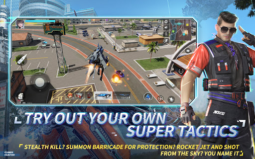 Cyber Hunter 0.100.395 screenshots 16