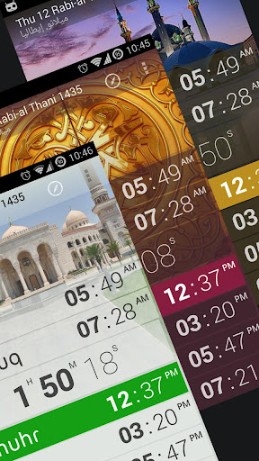 Athanotify - prayer times 3.1.3 Screenshots 7