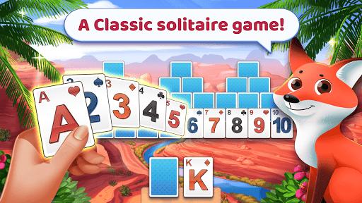Solitaire Story u2013 TriPeaks - Free Card Journey 3.21.1 screenshots 1