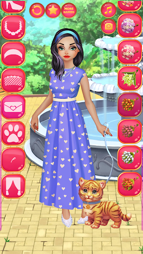 Love Story Dress Up u2764ufe0f Girl Games 2.3 screenshots 4