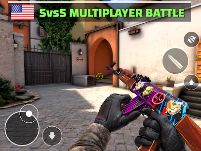 Counter Attack 3D — Multiplayer Shooter v 1.2.42 [Много денег] 2