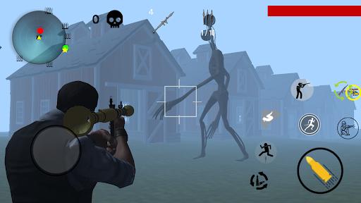 Siren Head haunted house - scary horror Adventure apkdebit screenshots 5