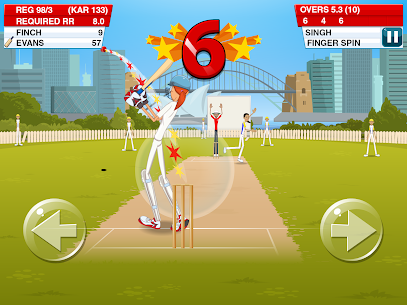 Stick Cricket 2 MOD (Unlimited Money) 6