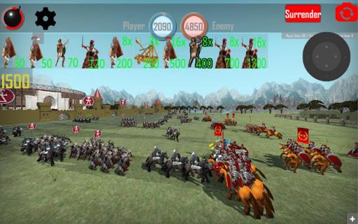 Roman Empire: Macedonian & Greek Wars screenshots 9