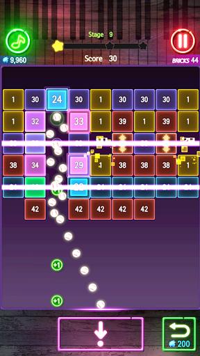 Bricks Breaker Melody 1.0.34 screenshots 4