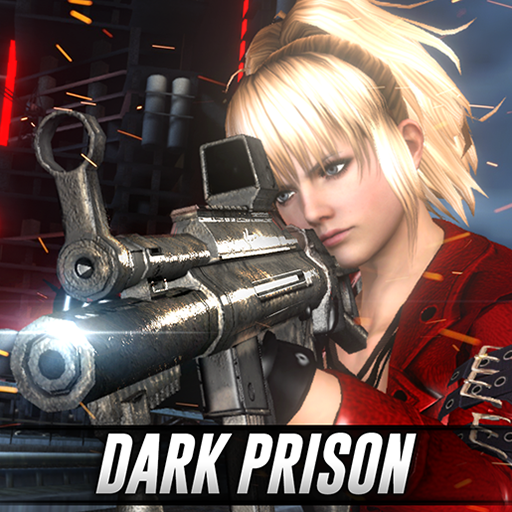 Cyber Prison 2077 Future Action Game against Virus