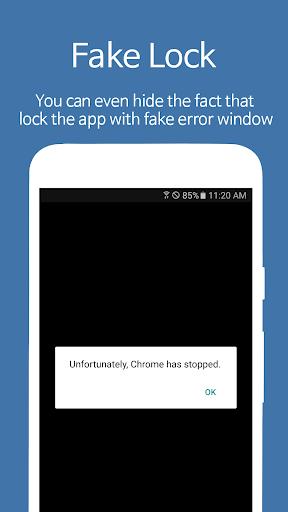 AppLock - Fingerprint 7.7.1 screenshots 4