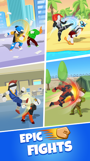 Match Hit - Puzzle Fighter  screenshots 2