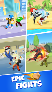 Match Hit – Puzzle Fighter Apk Download NEW 2021 2