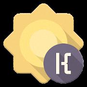 FORMA RÉTRO - WIDGET KWGT  Icon