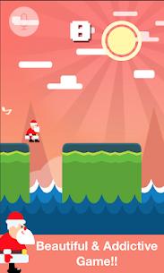 Santa Claus Scream:Endless Run & Jump Game Online Hack Android & iOS 4