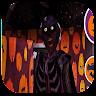 scary nanny: granny's hallowen 3D game apk icon