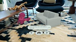 screenshot of ARCore Elements