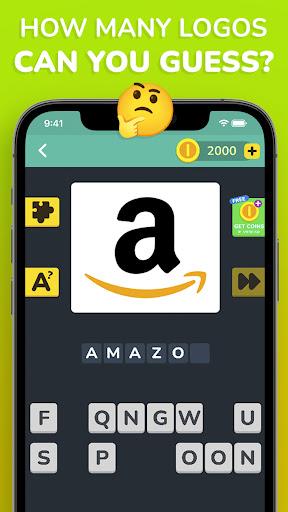 MEGA LOGO GAME 2021: Logo quiz - Guess the logo 1.3 screenshots 11