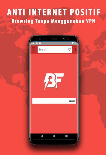 BF Browser Anti Blokir 1.1.0 Screenshots 3