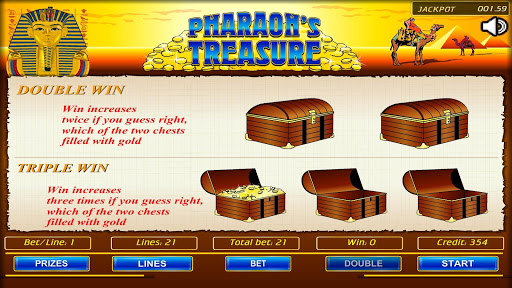 Pharaoh's Treasure 1.07 screenshots 3