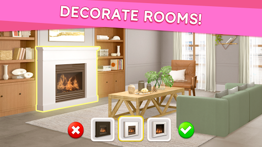 Sweet Home : Design & Blast apkpoly screenshots 2