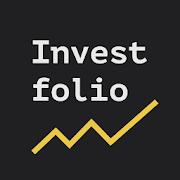 Investment portfolio, stocks, etf, forex, crypto