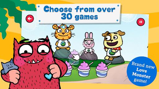 BBC CBeebies Playtime Island - Fun kids games 4.3.0 screenshots 1