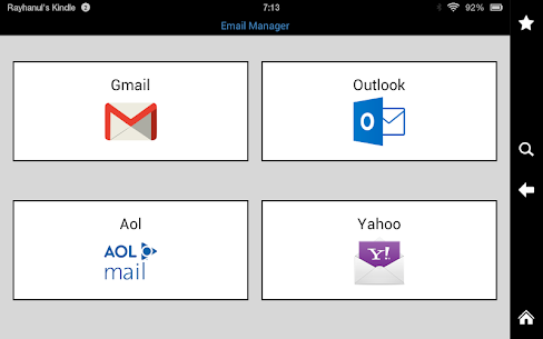 Email Manager Free 1