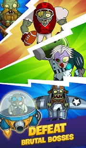 Zombie War: Idle Defense Game Mod 49 Apk (Unlimited gold) 5