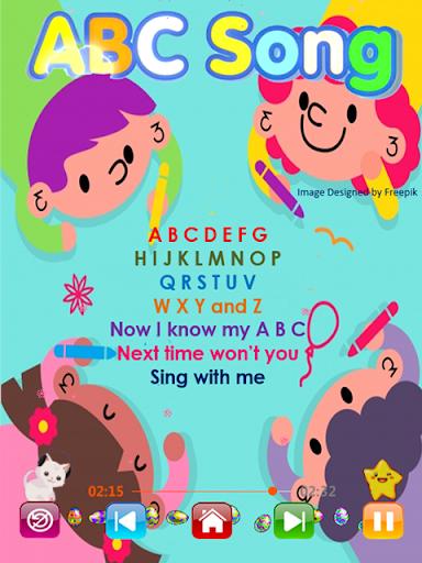 Kids Songs - Offline Nursery Rhymes & Baby Songs 1.8.2 screenshots 1