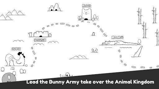 Battle! Bunny : Multiplayer Tower Defense 1.4.3 screenshots 19