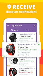 AiHelper - Price tracker