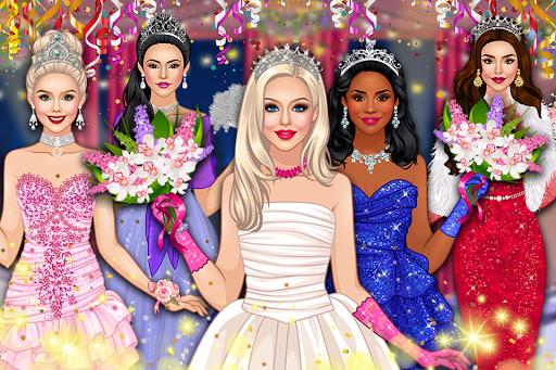 Prom Queen Dress Up - High School Rising Star 1.2 screenshots 1