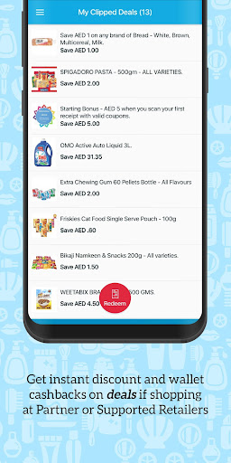 Clip the Deal & ClipBox - Grocery Offers & Samples  screenshots 4