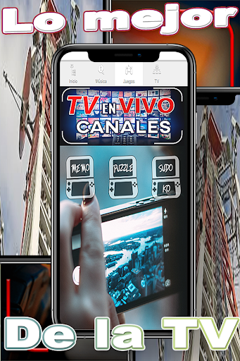 Foto do Ver TV en Vivo Gratis por Internet Canales Guide