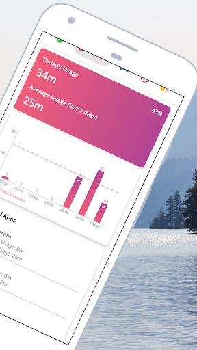 YourHour - Phone Addiction Tracker & Controller apktram screenshots 3