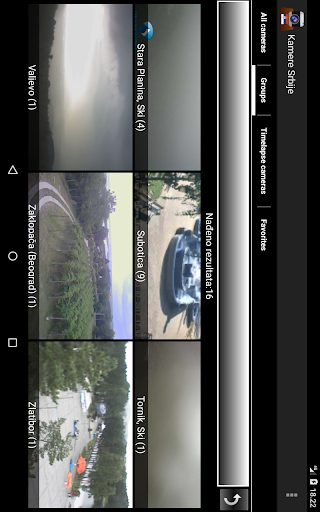 Webcams Belgrade and Serbia 8.6.3 screenshots 12