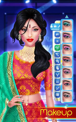 Wedding Fashion Stylist: Indian Dress up & Makeup 1.0 screenshots 17