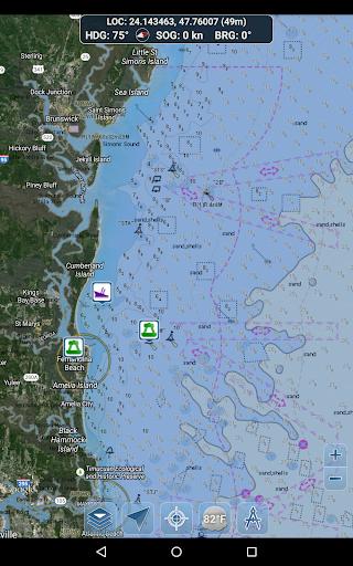 Marine Ways - Free Nautical Charts 1.24 Screenshots 18