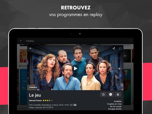 myCANAL, vos programmes en live ou en replay screenshots 13