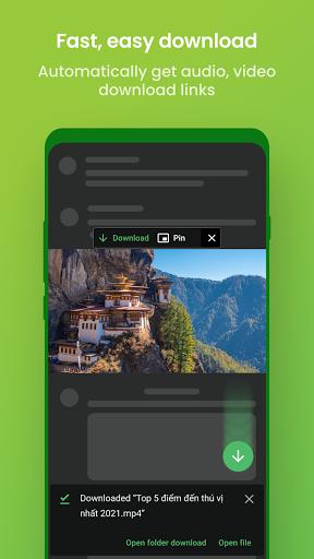 Cốc Cốc Browser - Fast, Secure & Convenient 93.0.188 screenshots 1