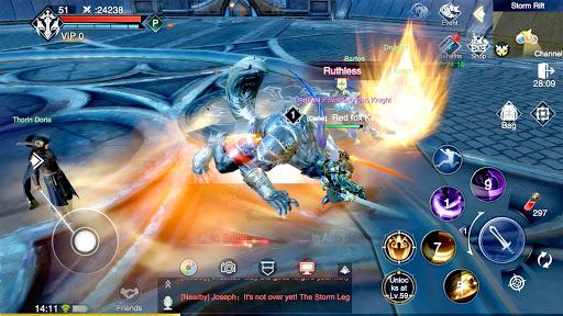 Forsaken World: Gods and Demons apktram screenshots 8