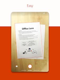 برنامج Microsoft Office Lens PDF Scanner APK 6