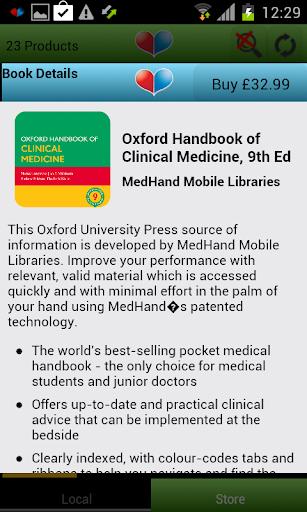 MedHand Mobile Libraries Apk 2