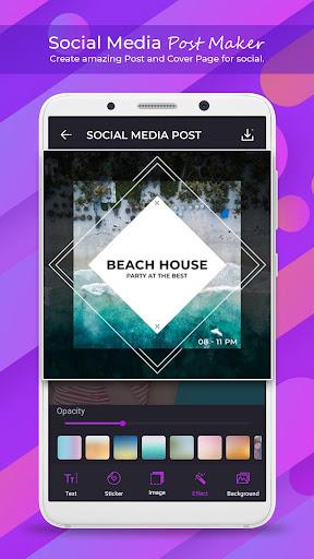 Social Media Post Maker - Social Post  screenshots 3